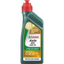 Castrol Axle EPX 80W-90, 1л.