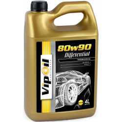 VipOil Differential 80W-90 GL-5, 4л.